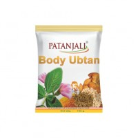 Травяной скраб для тела Убтан, 100 г, Патанджали; Body Ubtan Herbal Skin Fairness Bathing Powder, 100 g, Patanjali